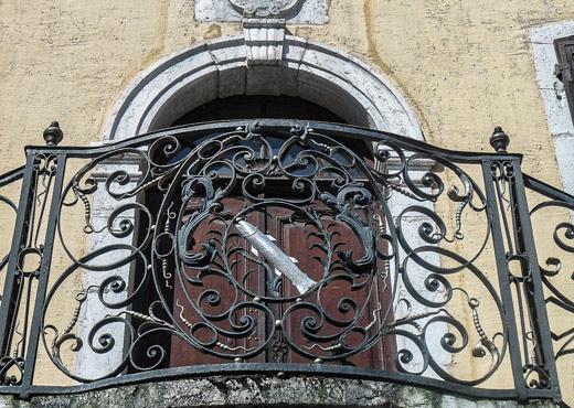 Blason de l'ancien Hôtel de Ville d'Annecy