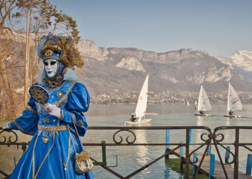 La Carnaval vénitien