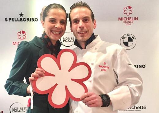 Chef Florian Favario