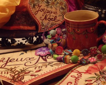 Poterie et bijoux artisanaux