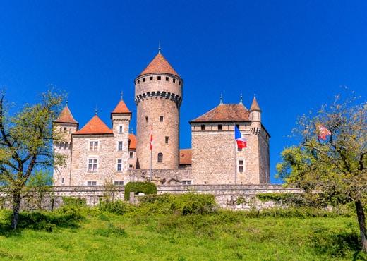 Le Château de Montrottier