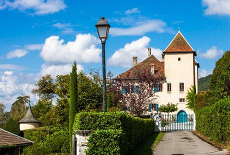 Belle demeure à Veyrier-du-Lac