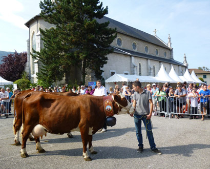 Fête du Pays du Laudon à Saint-Jorioz