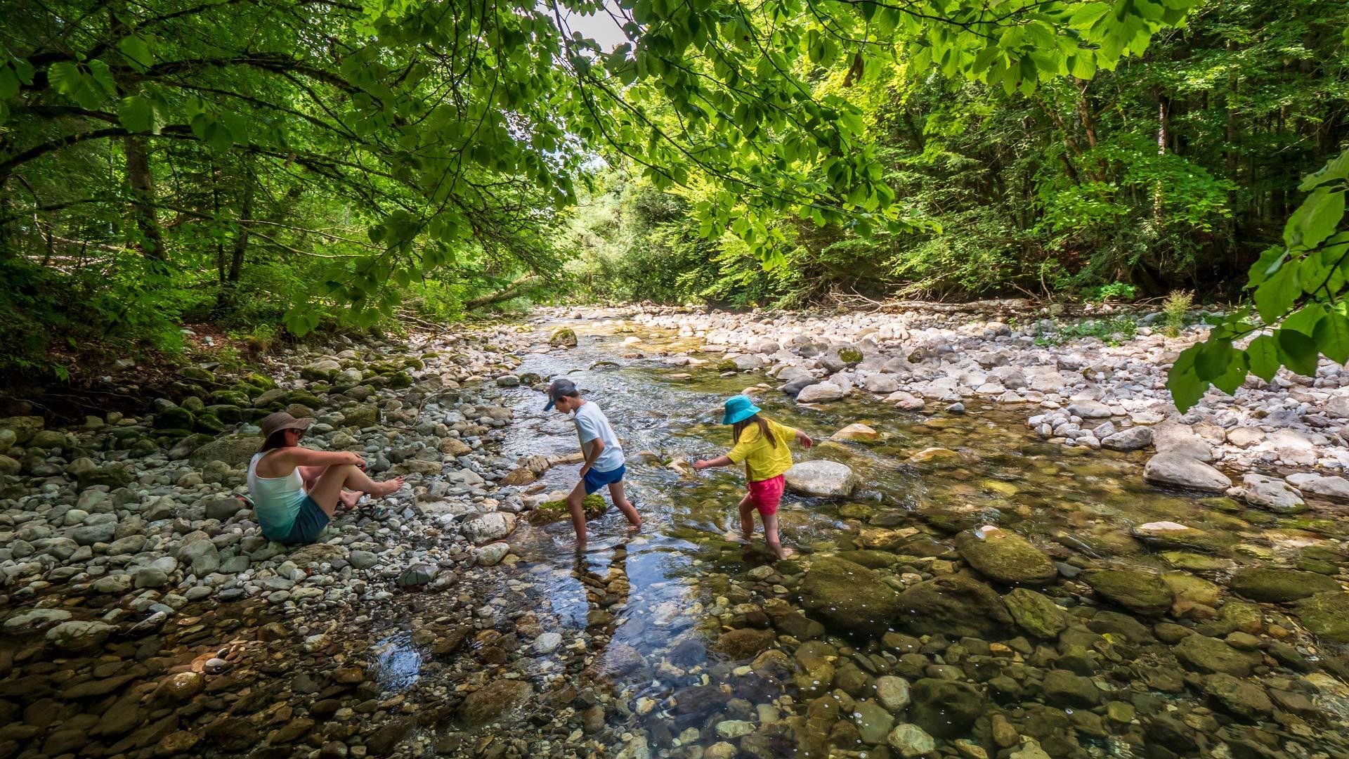 La rivière La Filière